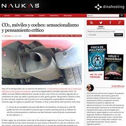CO₂, móviles y coches: sensacionalismo y pensamiento crítico