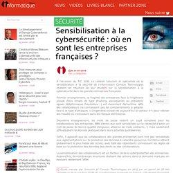 Sensibilisation à la cybersécurité : où en sont les entreprises françaises