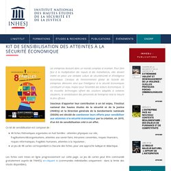Institut national des hautes études de la sécurité et de la justice - INHESJ