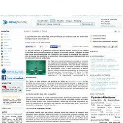 Etats-Unis et France : des actions de sensibilisation à l'apiculture - NewsPlanete.fr
