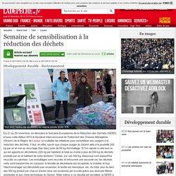 Semaine de sensibilisation à la réduction des déchets - 20/11/2015 - ladepeche.fr