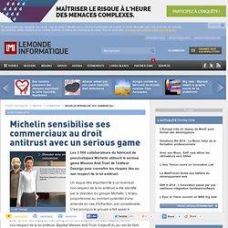 Michelin sensibilise ses commerciaux avec un serious game au droit antitrus