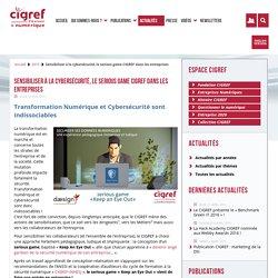 Sensibiliser à la cybersécurité, le serious game CIGREF dans les entreprises