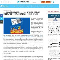 Un dossier pédagogique pour sensibiliser aux inégalités sociales et environnementales
