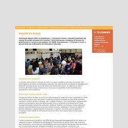 Europe à l'Ecole - L'Europe à l'école : sensibiliser les milieux scolaires aux questions européennes