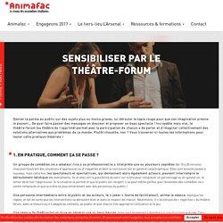 Fiche 61 : Sensibiliser par le théâtre-forum
