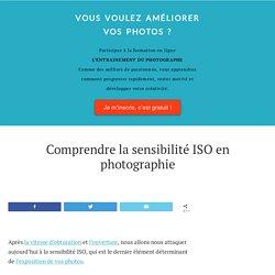 Comprendre la sensibilité ISO en photographie [Apprendre la photo] Nicolas Croce Photo