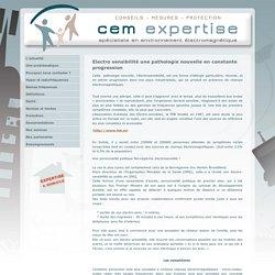 CEM Expertise : Electro sensibilité une pathologie nouvelle en constante progression