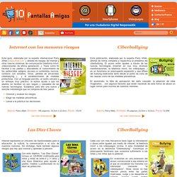 Catálogo de Recursos para la prevención, educación y sensibilización - PantallasAmigas : Por un uso seguro y saludable - Por una ciudadanía digital responsable