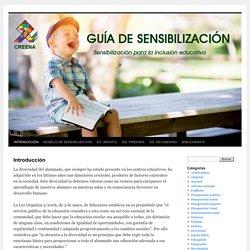 Sensibilización para la inclusión educativa