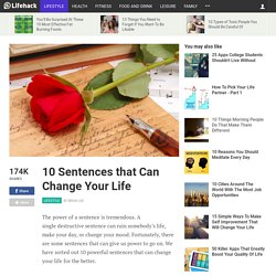 sentences-that-can-change-your-life