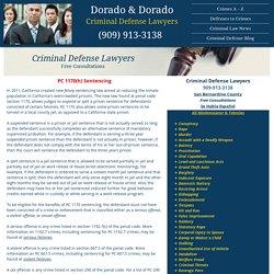 PC 1170(h) Sentencing in California