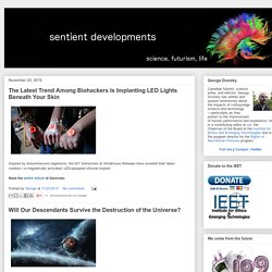 Sentient Developments