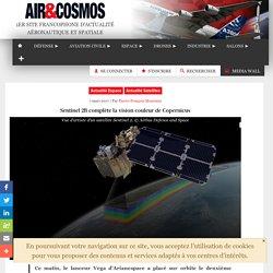Sentinel 2B complète la vision couleur de Copernicus