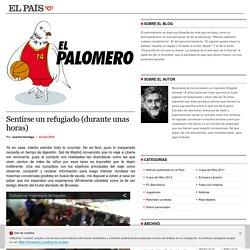 Sentirse un refugiado (durante unas horas) >> El Palomero por Juanma Iturriaga