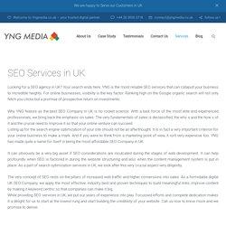 SEO Services in UK – YNG Media