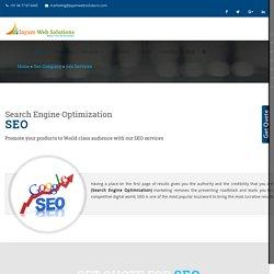 SEO Company in Chennai, Best SEO Company, SEO Company