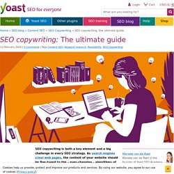 SEO Copywriting: the complete guide