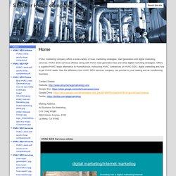SEO for HVAC companies