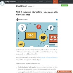 SEO et Inbound Marketing