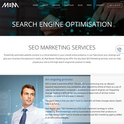 SEO Marketing Services in London