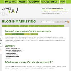 SEO: Réaliser le crawl d'un site comme un pro