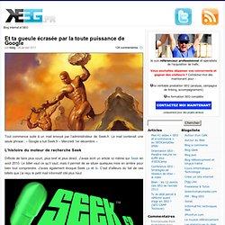 SEO : Seek.fr pénalisé sur Google