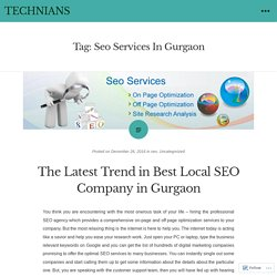 Technians SEO Services