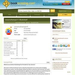 seoomahaexpert's Bookshelf