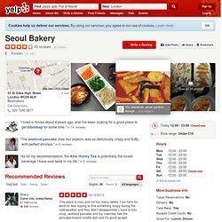 Seoul Bakery - Soho