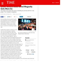 Seoul: Wired Megacity Extends Reach with U-City Project