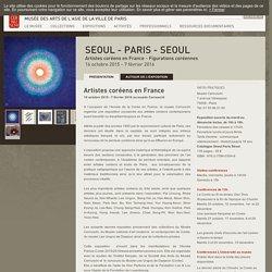 SEOUL - PARIS - SEOUL