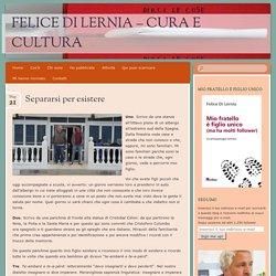 Felice Di Lernia - Cura e Cultura