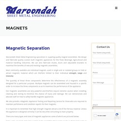 Magnetic Separation & Filtration