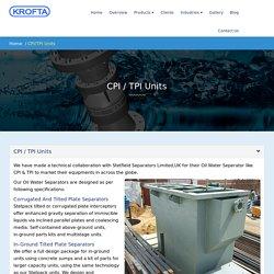 Oil Water Separators for Wastewater Treatment-kroftaengineering