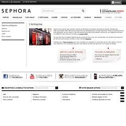 Sephora Entreprise