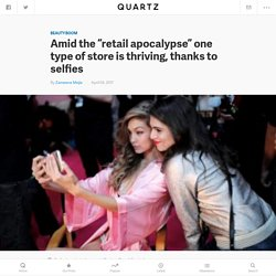 "Makeup stores such as Ulta Beauty and Sephora are thriving, even amid the ""retail apocalypse"" — Quartz"