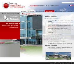 SEPI - Nos projets - Nos projets en cours