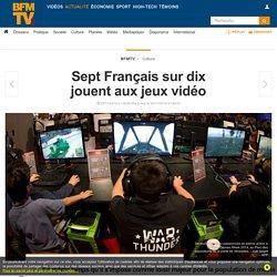 Sept Français sur dix jouent aux jeux vidéo