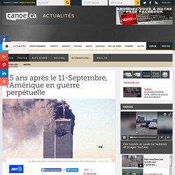 15 ans après le 11-Septembre, l'Amérique en guerre perpétuelle