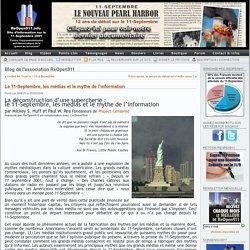 Le 11-Septembre, les médias et le mythe de l'information