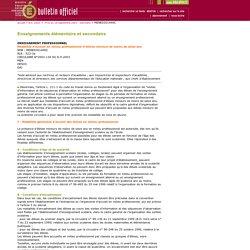 Bulletin officiel N° 34 du 18 septembre 2003 - MENE0301440C