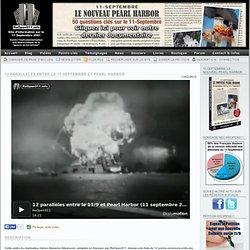 12 parallèles entre le 11-Septembre et Pearl Harbor