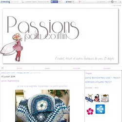 pour Septembre - passions, patin couffin