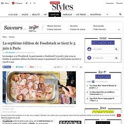 La septième édition de Foodstock se tient le 5 juin à Paris