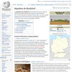Sépulture de Hochdorf