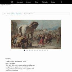 Séquence IV : L'Odyssée d'Homère