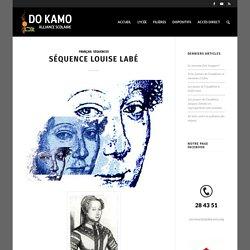 Séquence Louise Labé - Lycée Do Kamo Nvelle Caléd.