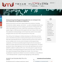 Texas Multicore Technologies, Inc.