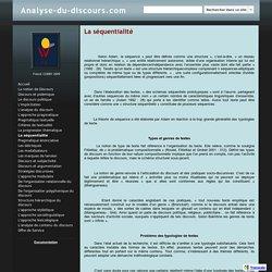La séquentialité - Analyse-du-discours.com